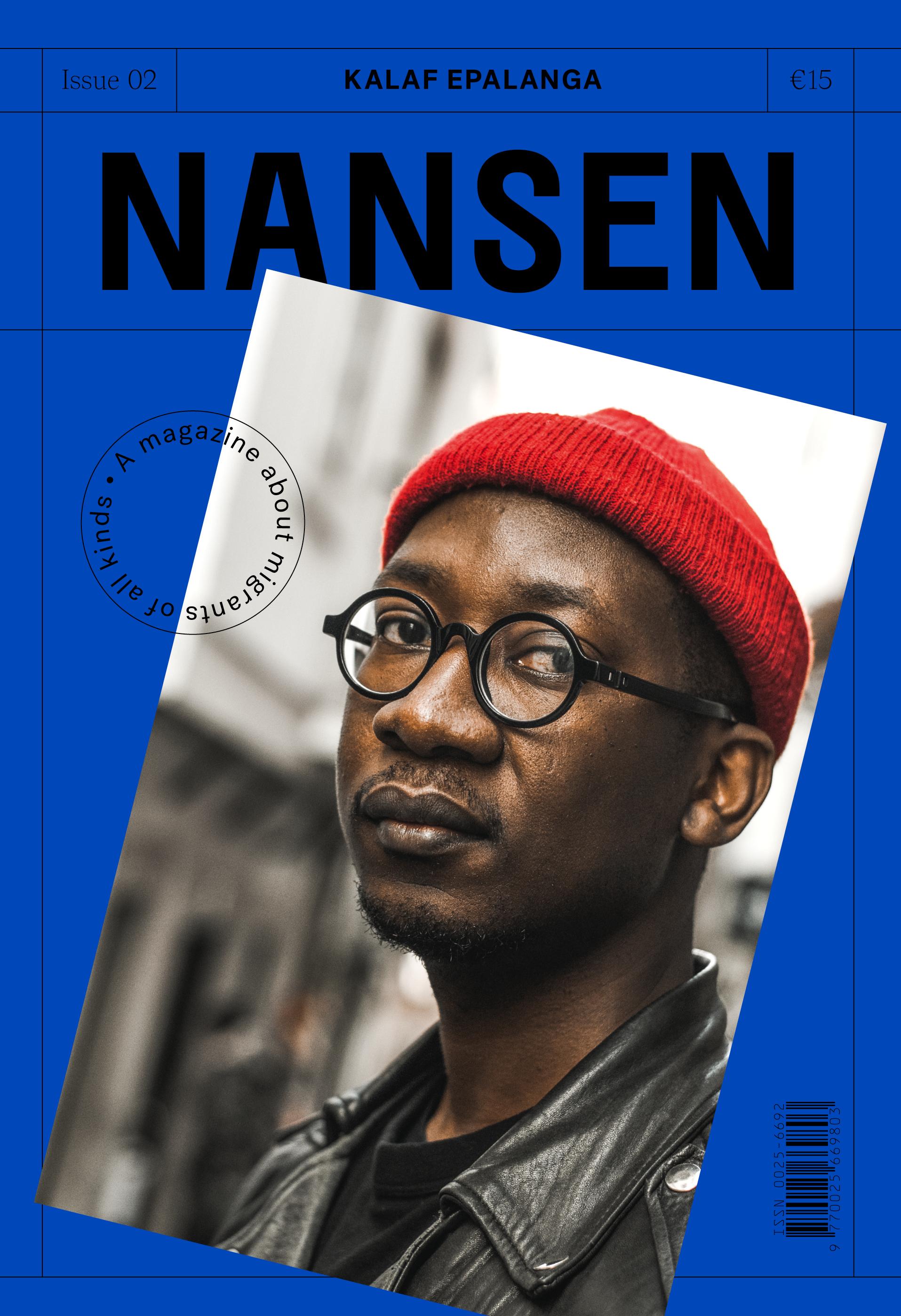 Nansen Magazine: Kalaf Epalanga